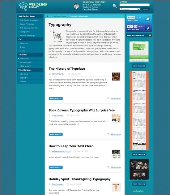 web-design-library