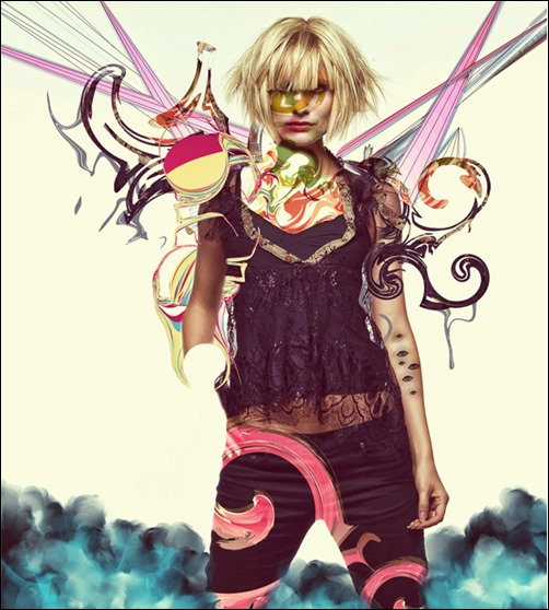 How to Make a High Impact Fashion Poster in Photoshop
