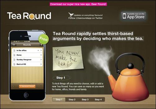 Tea-Round