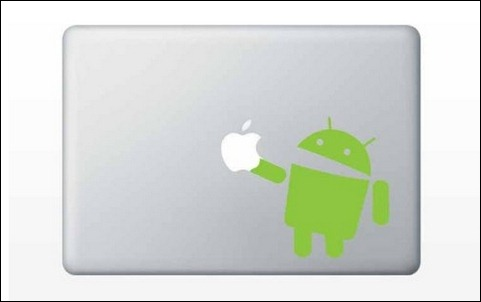 android-eating-apple-vinyl-macbook-decal