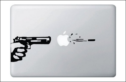 aple-gun-and-bullet-macbook-or-laptop-decal
