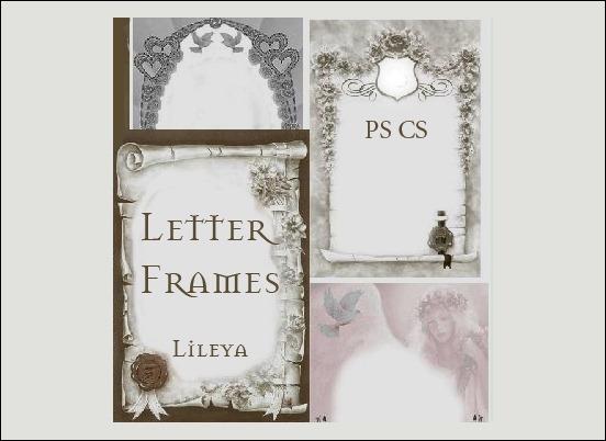 letter-frames