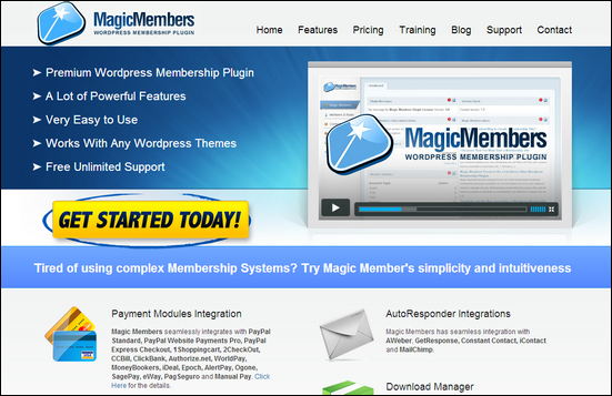 magicmembers wordpress plugin