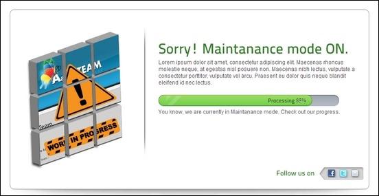15+ WordPress Under Construction, Maintenance Mode Plugins - Tripwire Magazine