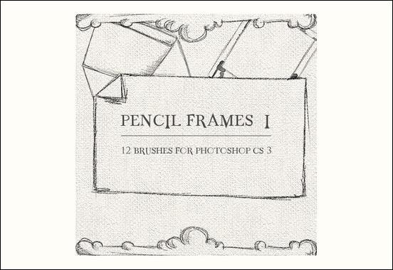 pencil-frames