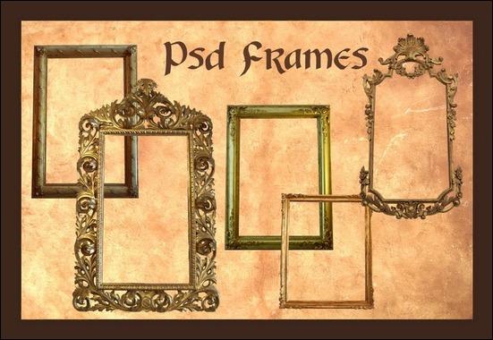 psd-frames