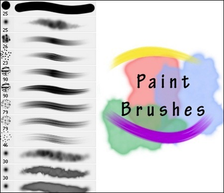 realistic-paint-brushes
