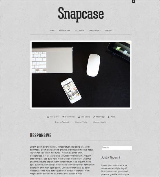 snapcase-responsive-wordpress-theme