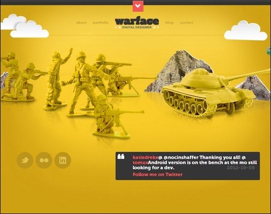 war-face