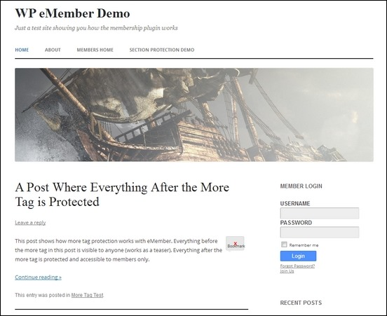 wordpress-emember