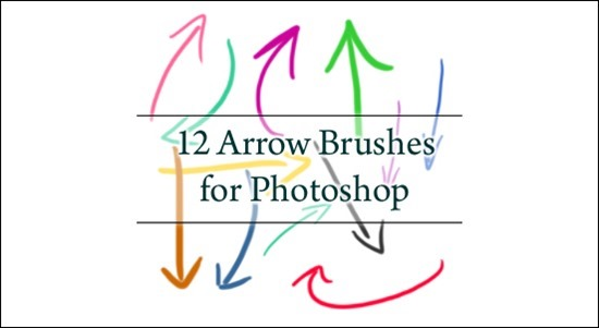 12-Arrow-Brushes-PS7-and-CS3-6