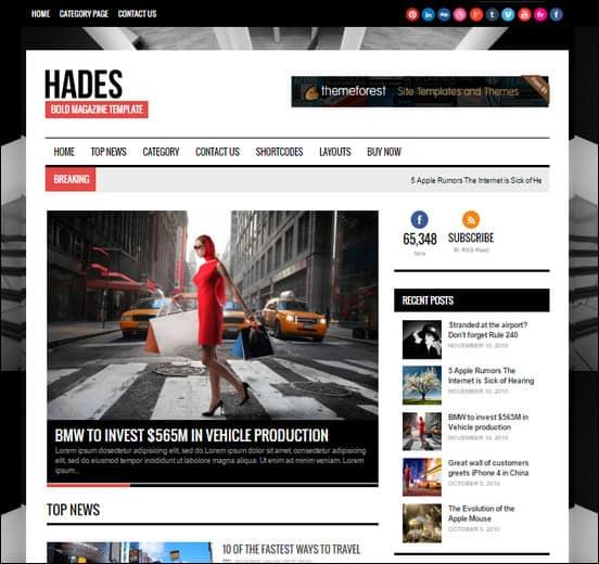 hades-news-theme