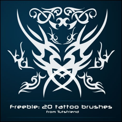 Tattoo-Photoshop-brushes