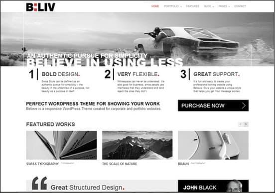 bli-responsive-minimal-wordpress-theme