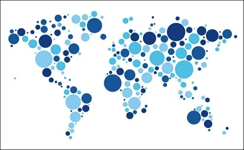dotted-world-map