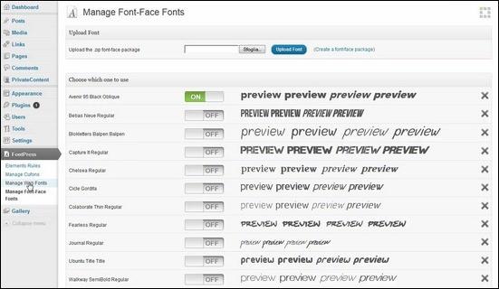 fontspress-dashboard-menu