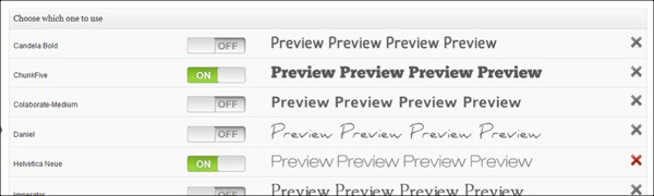 Review: FontPress For WordPress – A Cool Way to Manage Your Fonts