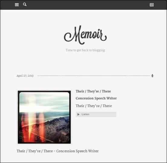 memoir-tumblr-theme