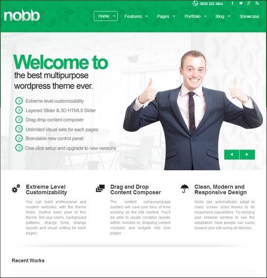 nobb-responsive-theme