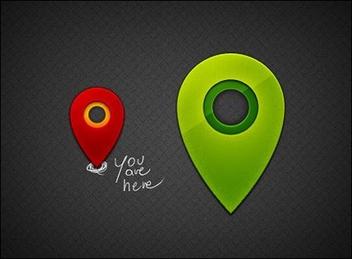 shiny-little-map-pins