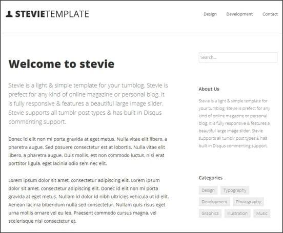 stevie-responsive-tumblr-theme