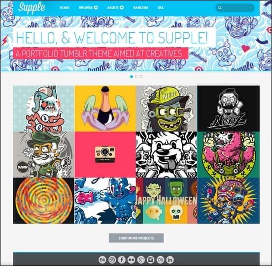 supple-aportfolio-theme-for-tumblr
