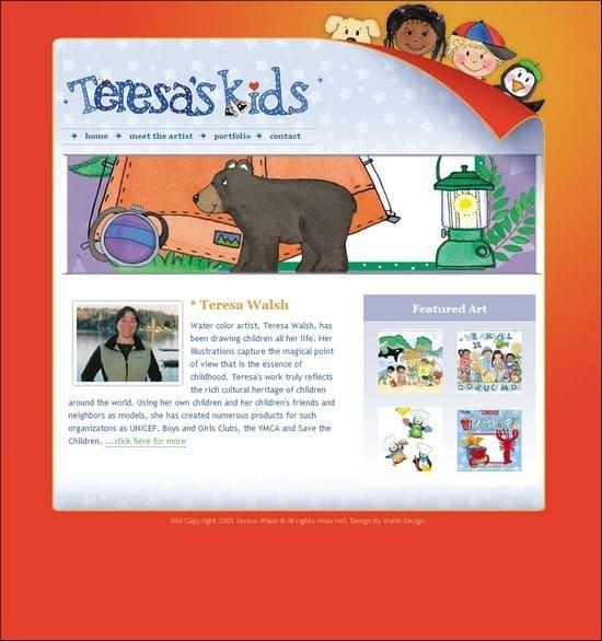 teresa's-kids