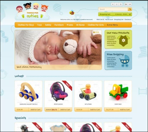 thingsforcuties-responsive-opencart-baby-template