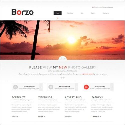 borzo  Joomla 3.0 Templates