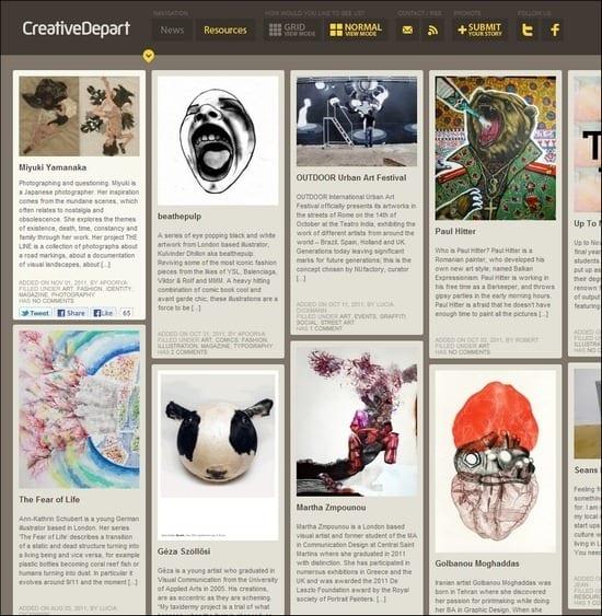 Creative-Depart