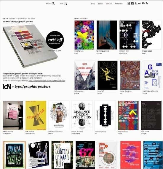 Typographic-Poster
