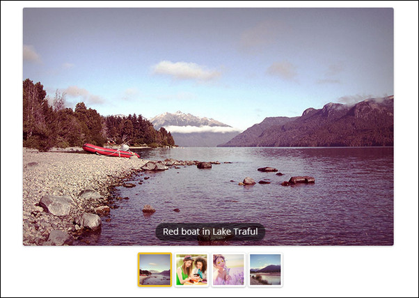 AllSlider is a cool responsive slider carousel plugin for WordPress with touch enabled.