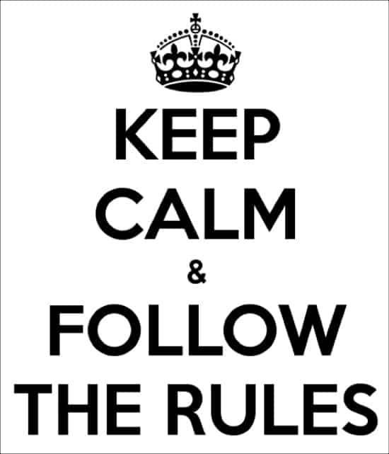 keep-calm-and-follow-the-rules