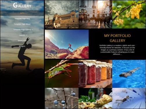 portfolio gallery