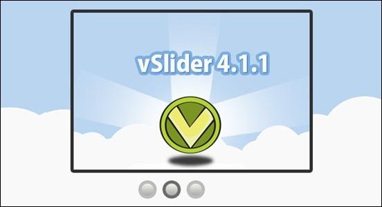 vSlider Multi Image Slideshow Plugin for WordPress is a wordpress image slider plugin where you can host multiple image sliders