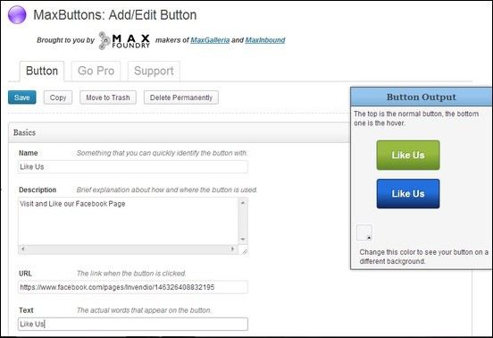 Filled-out-Add-New-Button-Page