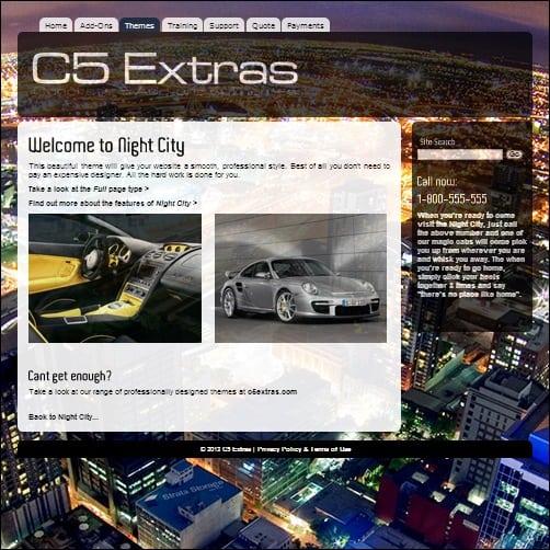 c5extras
