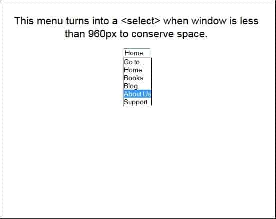 a very easy tutorial about how to convert menu to dropdwon using five simple steps
