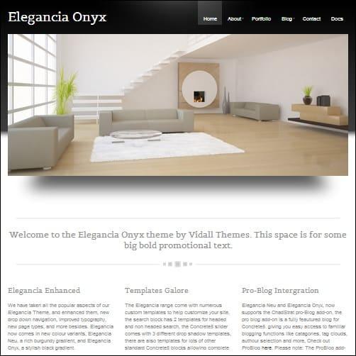 elegancia onyx