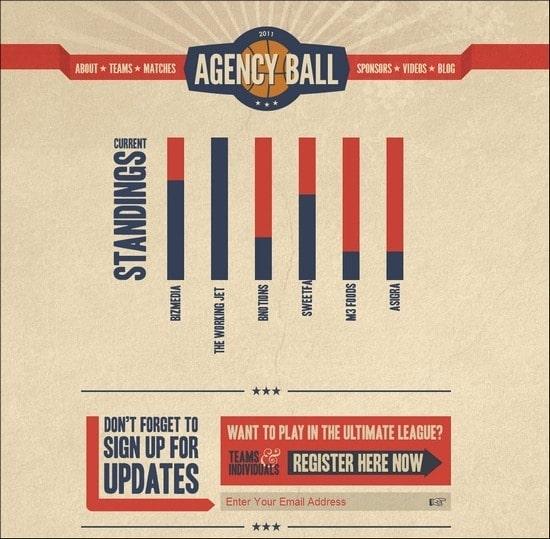 Agency-Ball