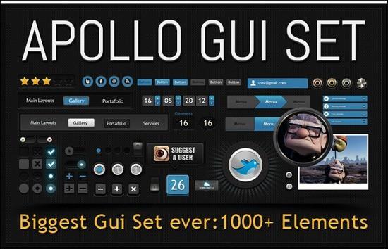 Apollo-GUI-Set