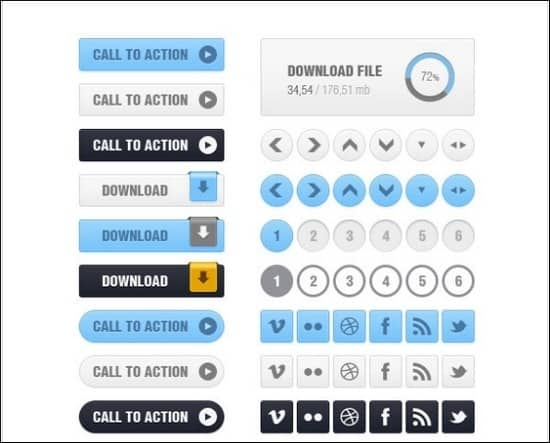 Balio-Web-UI-Kit