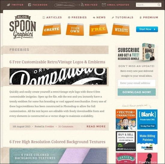 Blog-Spoon