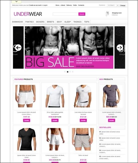 Brand-Underwear