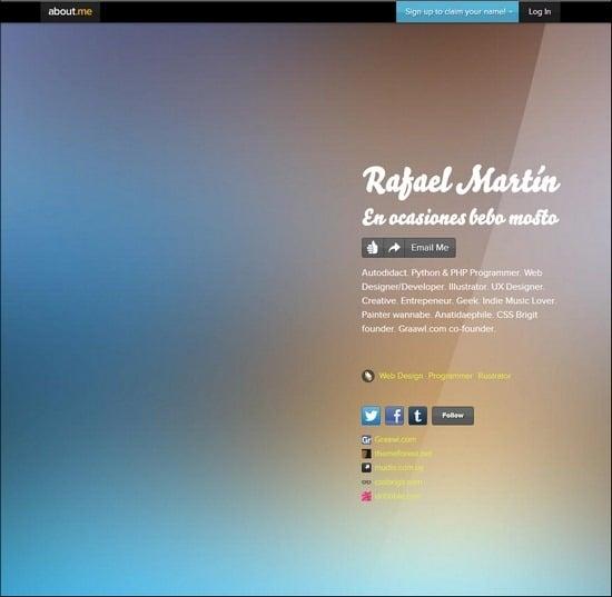Rafael-Martin