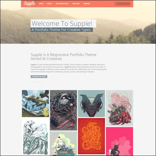 10+ Cute Tumblr Themes That Will Rock Your Tumblog