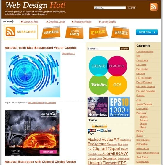 Web-Design-Hot