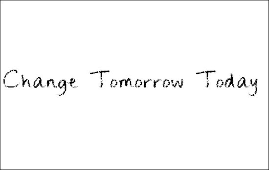 ChangeTomorrowToday