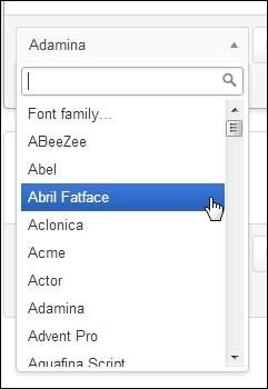 Choosing-Font-Style