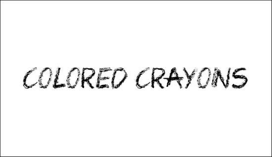ColoredCrayons
